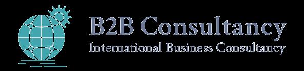 B2B consultancy Logo
