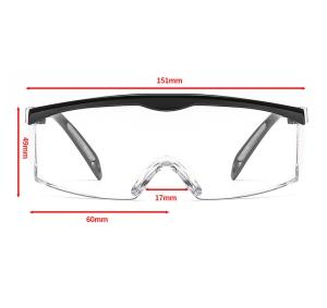 Goggles Measurements